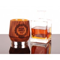 Engraved Whiskey Glass, Groomsmen gift, Gift for men